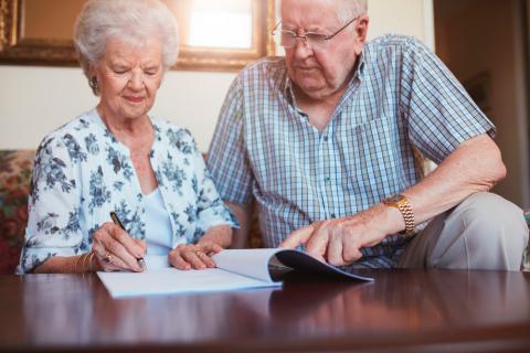 Los derechos sucesorios del cónyuge viudo